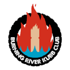 Burning River Kubb